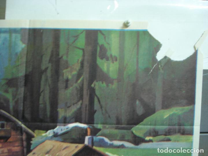 Cine: CDO 5018 JACKY EL OSO DE TALLAC SERIE TV ANIMACION HELENA POSTER ORIGINAL 70X100 ESTRENO - Foto 6 - 217730477