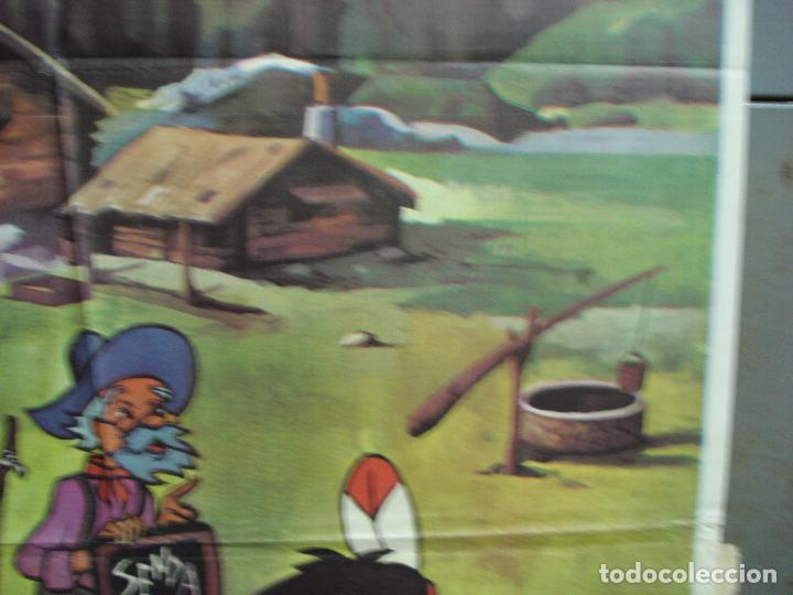 Cine: CDO 5018 JACKY EL OSO DE TALLAC SERIE TV ANIMACION HELENA POSTER ORIGINAL 70X100 ESTRENO - Foto 7 - 217730477