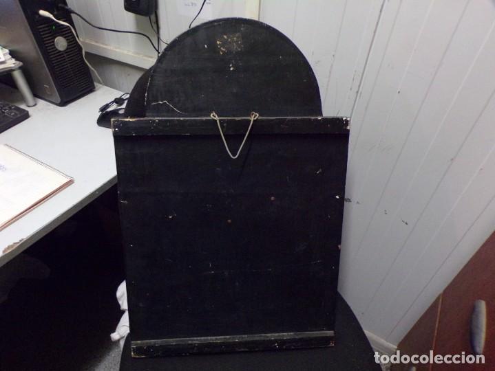 Cine: muy antiguo cartel de cine de madera walt disney mickey mouse gentleman - Foto 8 - 217788171