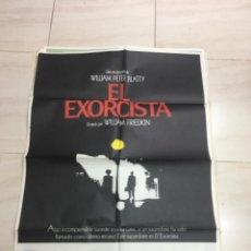 Cine: CARTEL CINE EL EXORCISTA. Lote 217828391