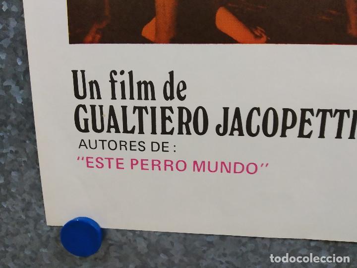 Cine: Adiós tío Tom. Gualtiero Jacopetti, Franco Prosper, ESCLAVITUD. AÑO 1980. POSTER ORIGINAL - Foto 6 - 217842533