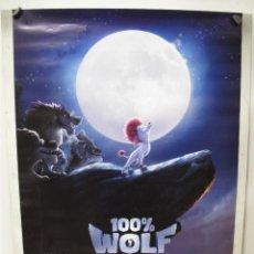 Cine: 100% WOLF PEQUEÑO GRAN LOBO. Lote 217900573