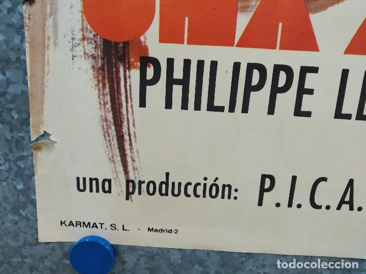 Cine: Cebo para una adolescente. Claudia Cardinale, Emilio Gutiérrez Caba. AÑO 1973. POSTER ORIGINAL - Foto 7 - 217924216