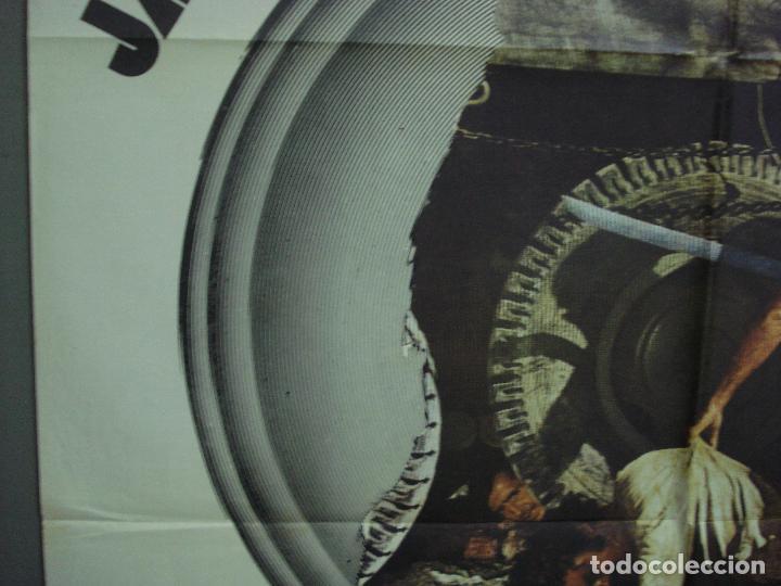 Cine: CDO 5114 EL PERRO ANTONIO ISASI JASON MILLER POSTER ORIGINAL 70X100 ESTRENO - Foto 3 - 217931086