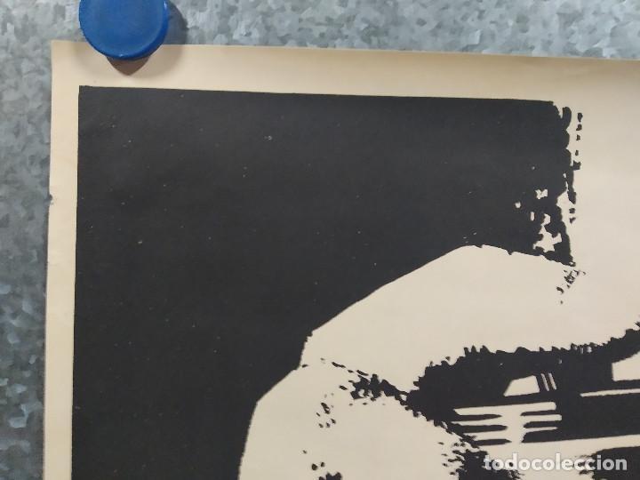 Cine: No hay humo sin fuego. Annie Girardot, Mireille Darc, Bernard Fresson AÑO 1973. POSTER ORIGINAL - Foto 2 - 218020835