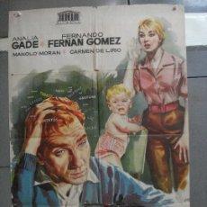 Cine: CDO 5194 LA VIDA ALREDEDOR FERNANDO FERNAN GOMEZ ANALIA GADE POSTER ORIGINAL 70X100 ESTRENO. Lote 218133680