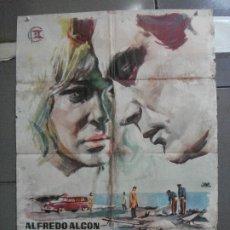 Cine: CDO 5196 LOS INOCENTES ALFREDO ALCON PALOMA VALDES BARDEM POSTER ORIGINAL 70X100 ESTRENO. Lote 218136612