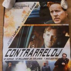 Cine: CONTRARRELOJ - APROX 70X100 CARTEL ORIGINAL CINE (L75). Lote 218167162