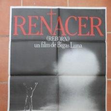 Cine: GRAN CARTEL DE CINE RENACER DE BIGAS LUNA. D.P. FILMS 1983.. Lote 218228572