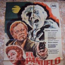 Cine: (CINE-554)CARTEL ORIGINAL EL PAÑUELO ASESINO. Lote 218507728