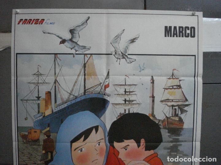 Cine: CDO 5376 NO TE VAYAS MAMA MARCO SERIE TV IR HELENA POSTER ORIGINAL 70X100 ESTRENO - Foto 2 - 218577913