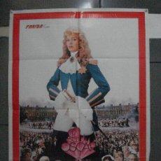 Cine: CDO 5402 LADY OSCAR CATRIONA MACCOLL BARRY STOKES POSTER ORIGINAL ESTRENO 70X100. Lote 218612432