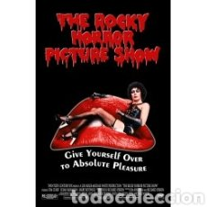 Cine: PÓSTER PEQUEÑO THE ROCKY HORROR PICTURE SHOW. Lote 218848083