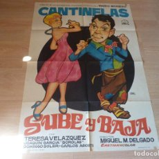 Cine: POSTER. Lote 219197122