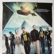 Cine: X-MEN, PRIMERA GENERACIÓN. PÓSTER, 68 X 98 CMS. 2011. Lote 219335996
