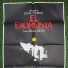 Cine: CARTEL CINE, EL EXORCISTA WILLIAM PETER, ELLEN BURSTYN, 1975, C1835B. Lote 219390456