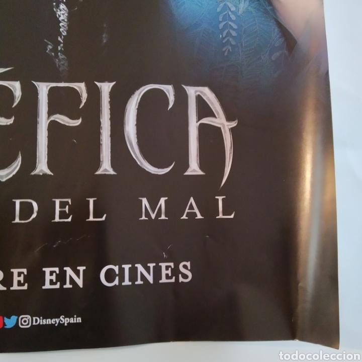 Cine: Póster de la película 68cm x 48cm MALÉFICA, DISNEY, Angelina Jolie, Michelle Pfeiffer, Elle Fanning - Foto 2 - 219424711