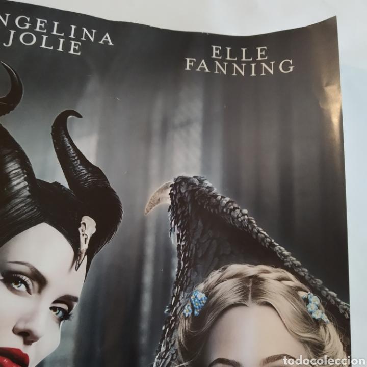 Cine: Póster de la película 68cm x 48cm MALÉFICA, DISNEY, Angelina Jolie, Michelle Pfeiffer, Elle Fanning - Foto 4 - 219424711