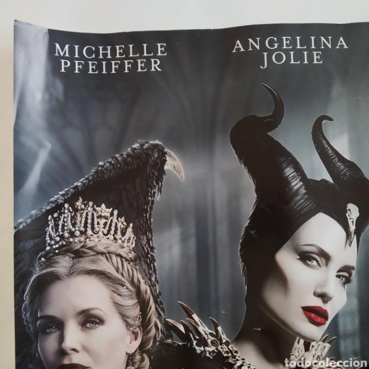 Cine: Póster de la película 68cm x 48cm MALÉFICA, DISNEY, Angelina Jolie, Michelle Pfeiffer, Elle Fanning - Foto 5 - 219424711