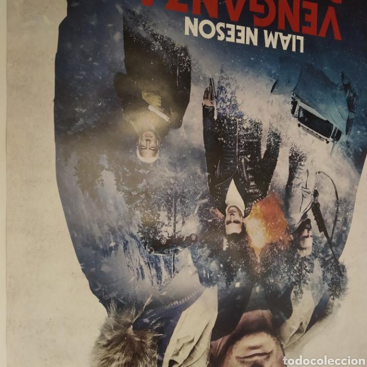 Cine: Póster de la película 98cm x 68cm VENGANZA BAJO CERO, Hans Petter Moland, Liam Neeson, Laura Dern - Foto 3 - 219446658