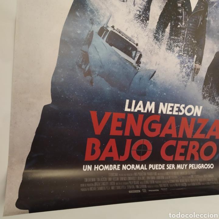 Cine: Póster de la película 98cm x 68cm VENGANZA BAJO CERO, Hans Petter Moland, Liam Neeson, Laura Dern - Foto 7 - 219446658