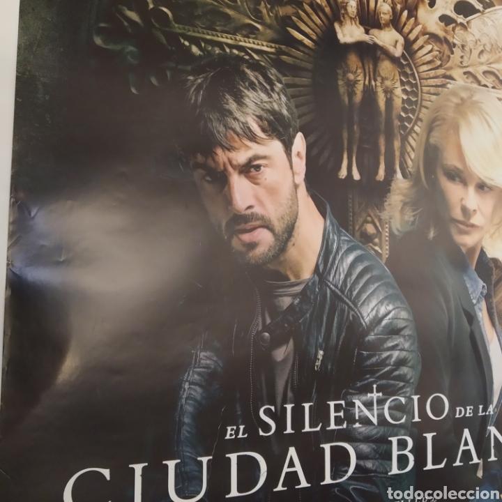 Cine: Póster de la película 98cm x 68cm A EL SILENCIO DE LA CIUDAD BLANCA, Daniel Calparsoro, Belén Rueda - Foto 6 - 219447186