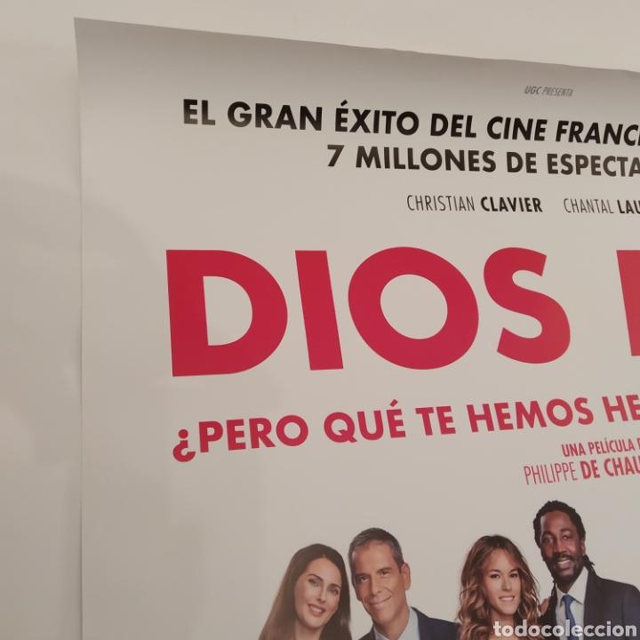 Cine: Póster de la película 98cm x 68cm DIOS MIO ¿PERO QUE TE HEMOS HECHO? Christian Clavier, P. Chauveron - Foto 5 - 219447788