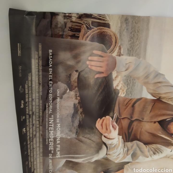 Cine: Póster de la película 98cm x 68cm INTEMPERIE, Benito Zambrano, Luis Tosar, Luis Callejo, Jaime López - Foto 7 - 219448013