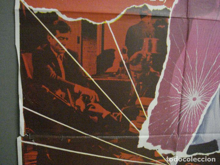 Cine: CDO 5668 EL CRIMEN COMO META EFREM ZIMBALIST WALTER PIDGEON POSTER ORIGINAL 70X100 ESTRENO - Foto 3 - 219522721