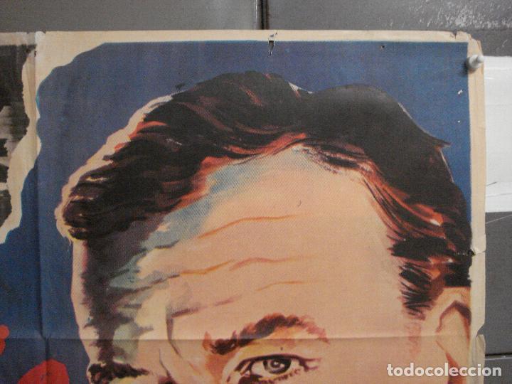 Cine: CDO 5680 LA MANO ROJA PAUL HUBSCHMID ELEANORA ROSSI-DRAGO POSTER ORIGINAL ESPAÑOL 70X100 ESTRENO - Foto 6 - 219530331