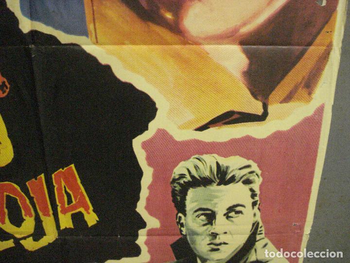 Cine: CDO 5680 LA MANO ROJA PAUL HUBSCHMID ELEANORA ROSSI-DRAGO POSTER ORIGINAL ESPAÑOL 70X100 ESTRENO - Foto 8 - 219530331