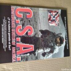 Cine: C. S. A. CONFEDERATE STATES OF AMERICA. Lote 219615103
