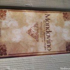 Cine: MONDOVINO CARTEL DE CINE MÁS GUIA. Lote 219616937