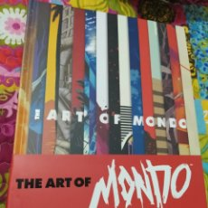 Cine: THE ART OF MONDO (ILUSTRACIONES MONDO CINE). Lote 219713660