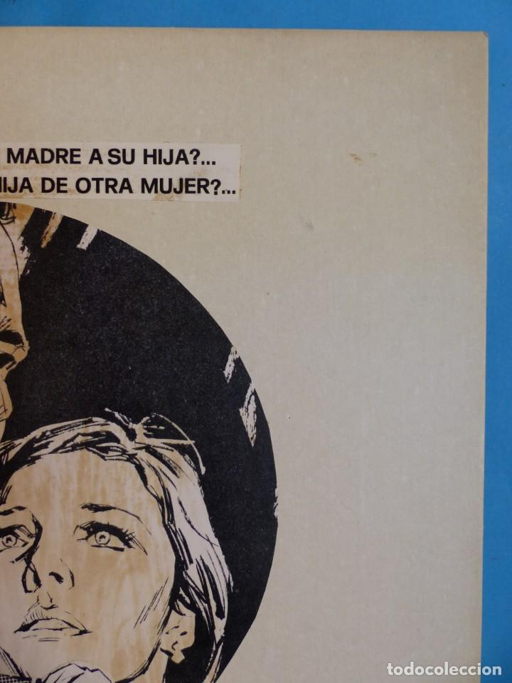 Cine: LA RECOGIDA - MARIA FERNANDA AYENSA - PRUEBA DE IMPRENTA POR MONTALBAN - AÑO 1976 - Foto 4 - 220169030