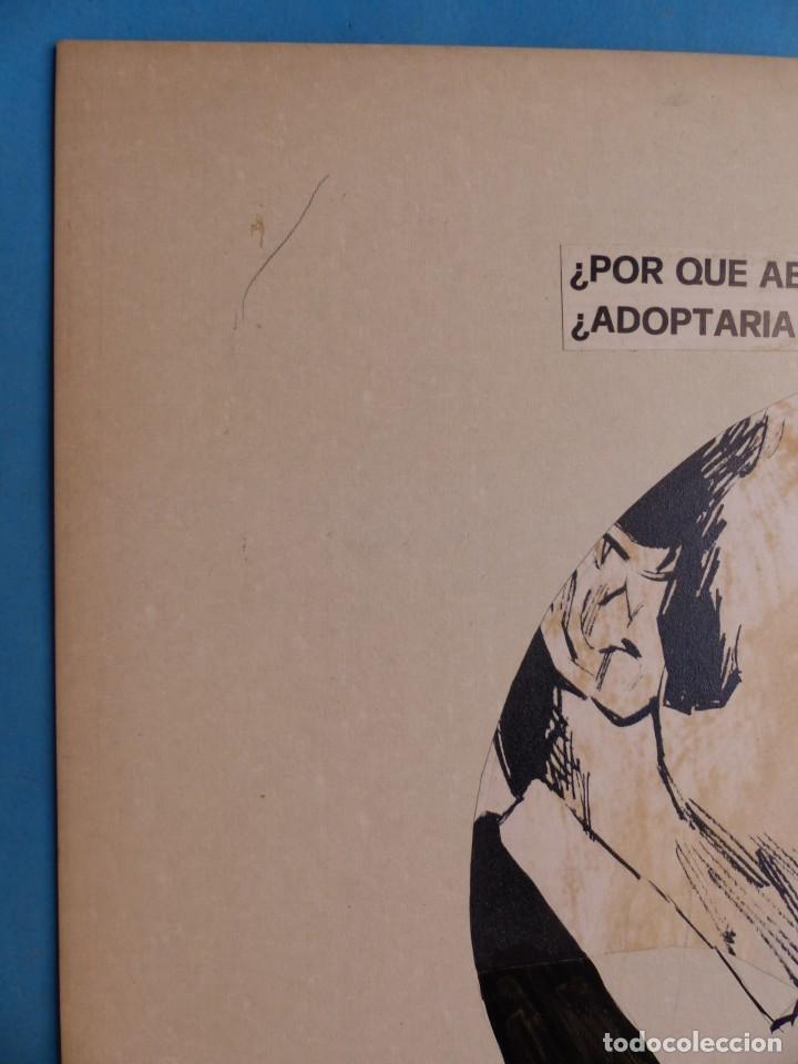 Cine: LA RECOGIDA - MARIA FERNANDA AYENSA - PRUEBA DE IMPRENTA POR MONTALBAN - AÑO 1976 - Foto 5 - 220169030