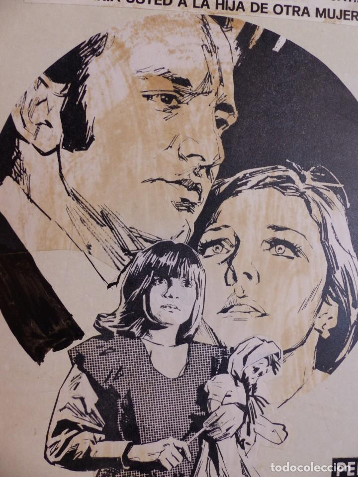 Cine: LA RECOGIDA - MARIA FERNANDA AYENSA - PRUEBA DE IMPRENTA POR MONTALBAN - AÑO 1976 - Foto 8 - 220169030
