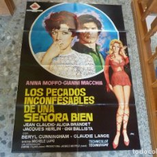 Cine: POSTER. Lote 220272506