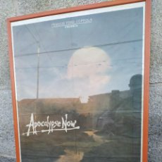 Cine: CARTEL ORIGINAL ESTRENO ESPAÑA APOCALYPSE NOW. MADRID 1979.. Lote 220276271