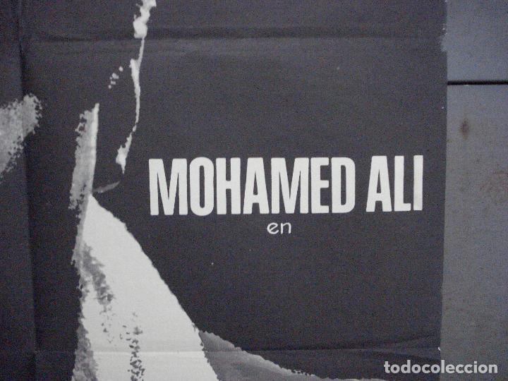 Cine: CDO 5883 YO EL MEJOR MUHAMMAD ALI CASSIUS CLAY BOXEO POSTER ORIGINAL 70X100 ESTRENO - Foto 7 - 220357235