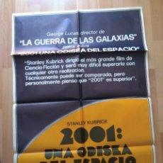 Cine: 4-POS-- POSTER DE LA PELICULA-- 2001: UNA ODISEA DEL ESPACIO. Lote 220859602
