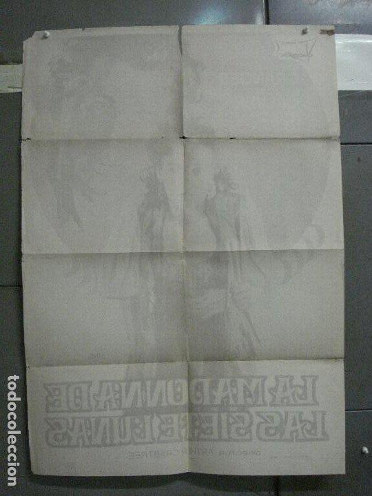 Cine: CDO 5985 LA MADONNA DE LAS SIETE LUNAS STEWART GRANGER PHYLLIS CALVER POSTER ORIGINAL 70X100 R-71 - Foto 10 - 220877592