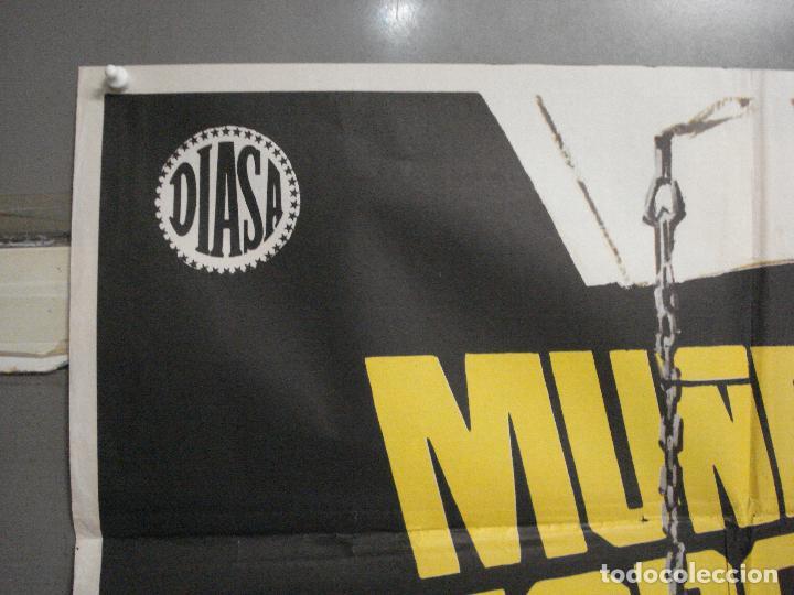 Cine: CDO 5996 MUÑECAS AHORCADAS BARBARA PARKINS JANO POSTER ORIGINAL 70X100 ESTRENO - Foto 2 - 220948993
