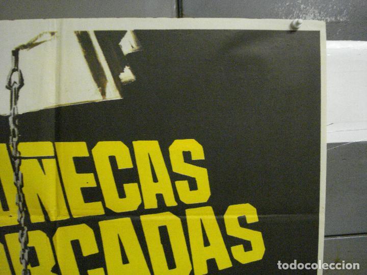 Cine: CDO 5996 MUÑECAS AHORCADAS BARBARA PARKINS JANO POSTER ORIGINAL 70X100 ESTRENO - Foto 6 - 220948993