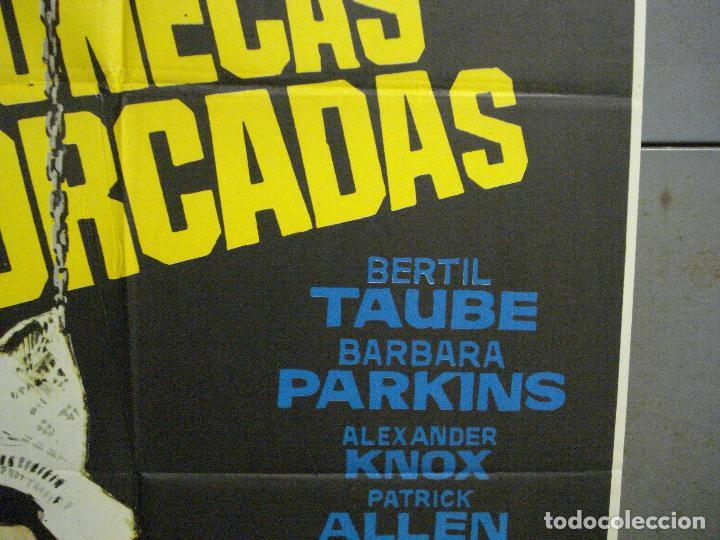 Cine: CDO 5996 MUÑECAS AHORCADAS BARBARA PARKINS JANO POSTER ORIGINAL 70X100 ESTRENO - Foto 7 - 220948993