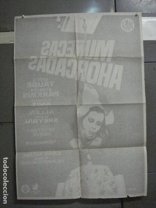 Cine: CDO 5996 MUÑECAS AHORCADAS BARBARA PARKINS JANO POSTER ORIGINAL 70X100 ESTRENO - Foto 10 - 220948993