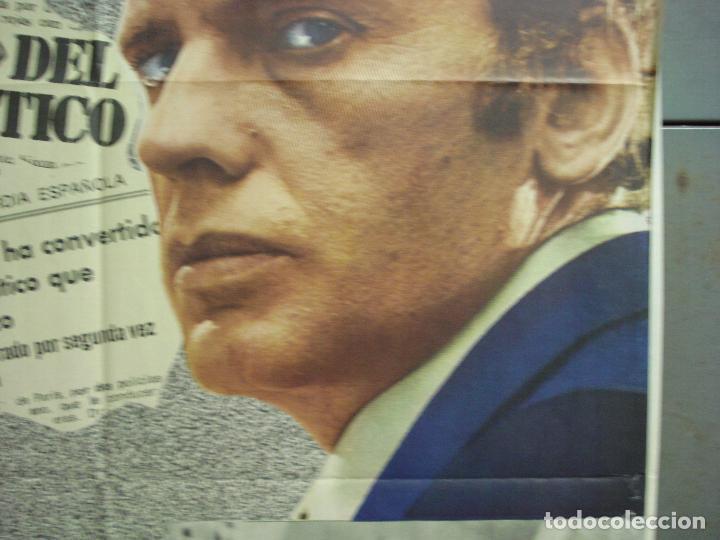 Cine: CDO 6036 EL ATENTADO JEAN-LOUIS TRINTIGNANT POSTER ORIGINAL 70X100 ESTRENO - Foto 7 - 220967936