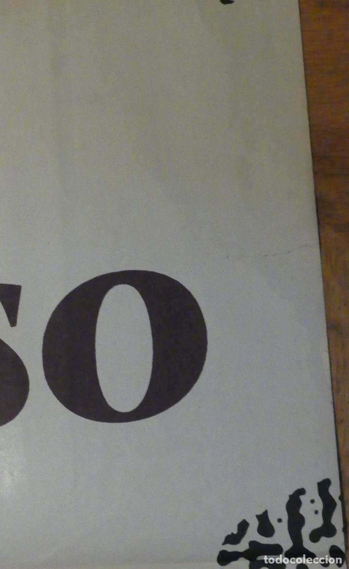 Cine: le mystere picasso - poster cartel original frances - H.G. Clouzot Pablo ruiz Picasso - Foto 4 - 220986718