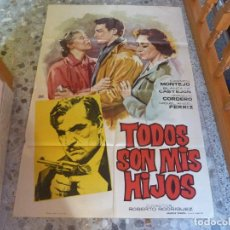 Cine: POSTER. Lote 221090295
