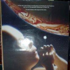 Cine: 2010 ODISEA DOS. POSTER ORIGINAL USA. (PETER HYAMS, 1984). Lote 221141155